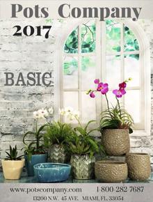 Pots Company 2017 Catalog