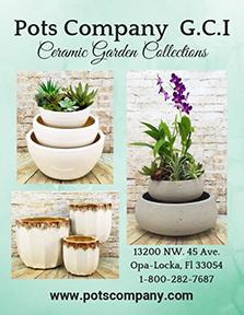 Pots Company GCI Ceramic Garden Collections Catalog