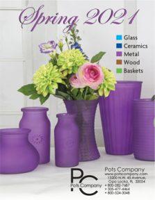 Pots Company Spring 2021 Catalog