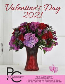 Pots Company Valentines Day 2021 Catalog
